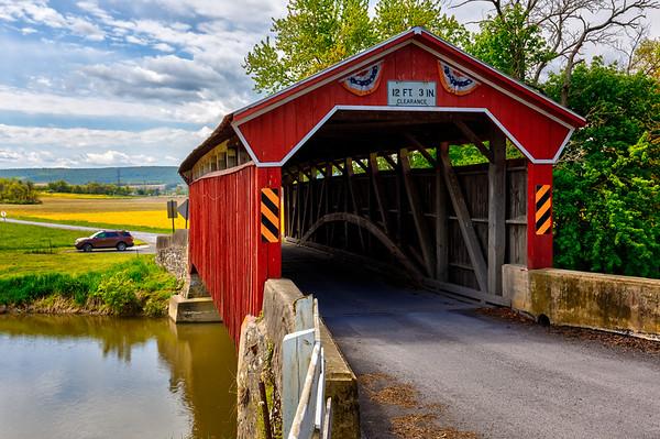 Sam Wagner Covered Bridge