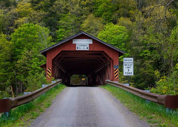 Hillsgrove Covered Bridge