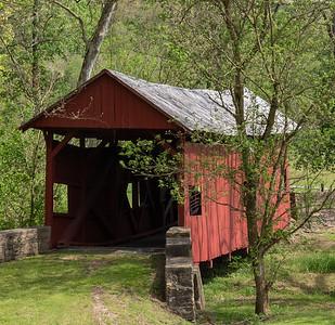 The Hughes Bridge