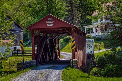 Crawford Covered Bridge 1
