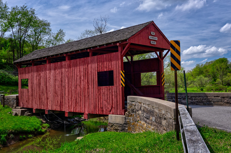 The Leatherman Bridge
