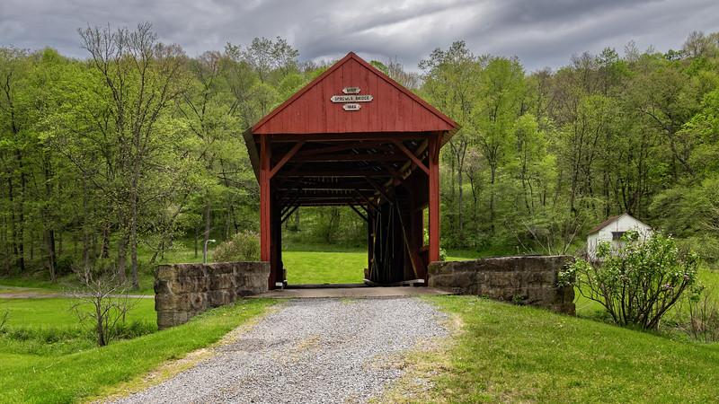 The Wyitt Sprowls Bridge