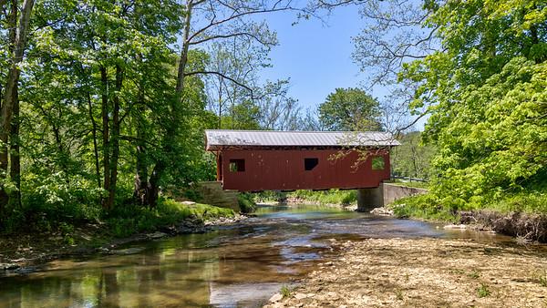 Sawhill Covered Bridge 4