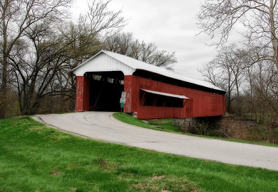 Scipio Covered Bridge