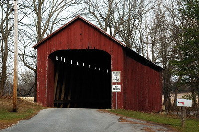 James Covered Bridge