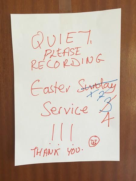 Easter 4 by Margaret Higham