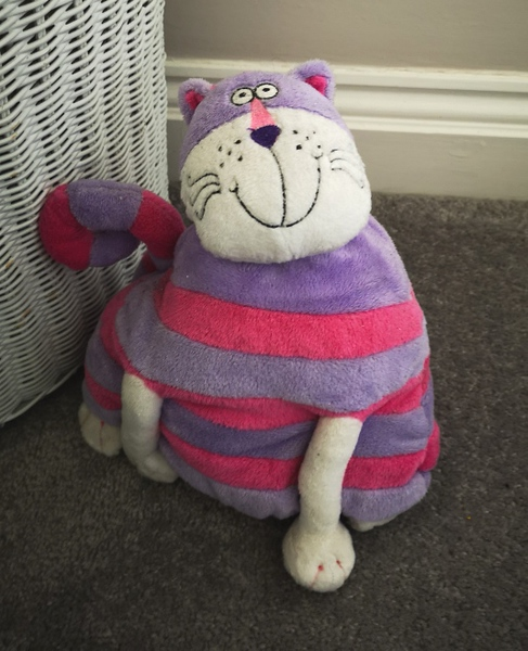 My new friend Bagpuss by Mike Somers