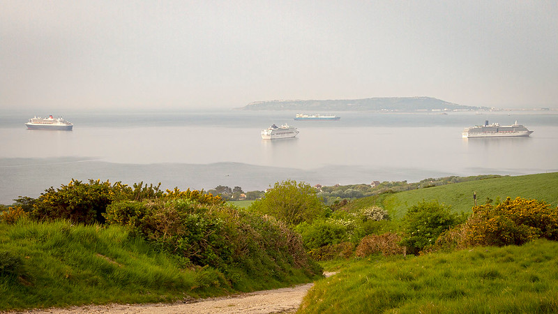 Ringstead Four Ships by Cathy Warne