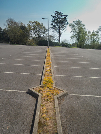 Empty Car Parks by Chris Hilton