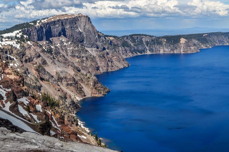 Volcanic Cliff