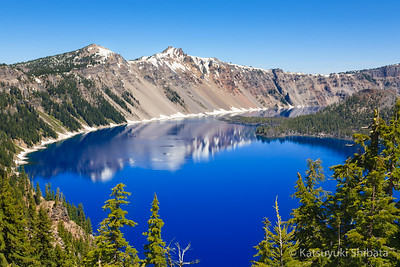 Crater Lake, July 4th