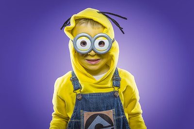 Haloween Minion