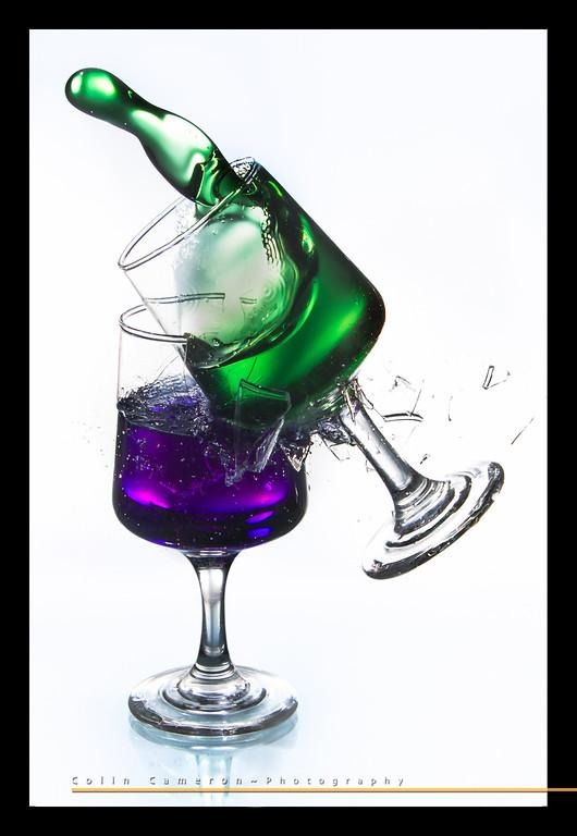 Gren/Purple crash