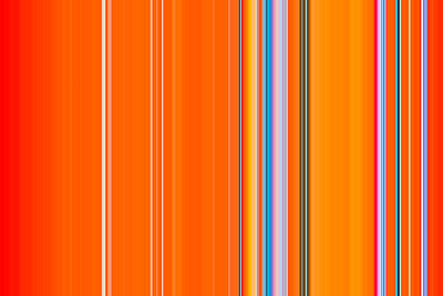 Digitally altered abstract images, formed by vertical stripes. All images are created from original colour photographs.