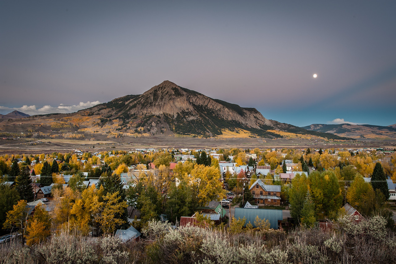 Crested Butte Autumn