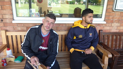 WCL Premier Walmley v Handsworth Aug 17th 2019