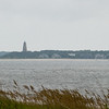Distant view of Old Baldy lighthouse