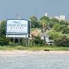 Returning to Deep Point marina - Southport, NC