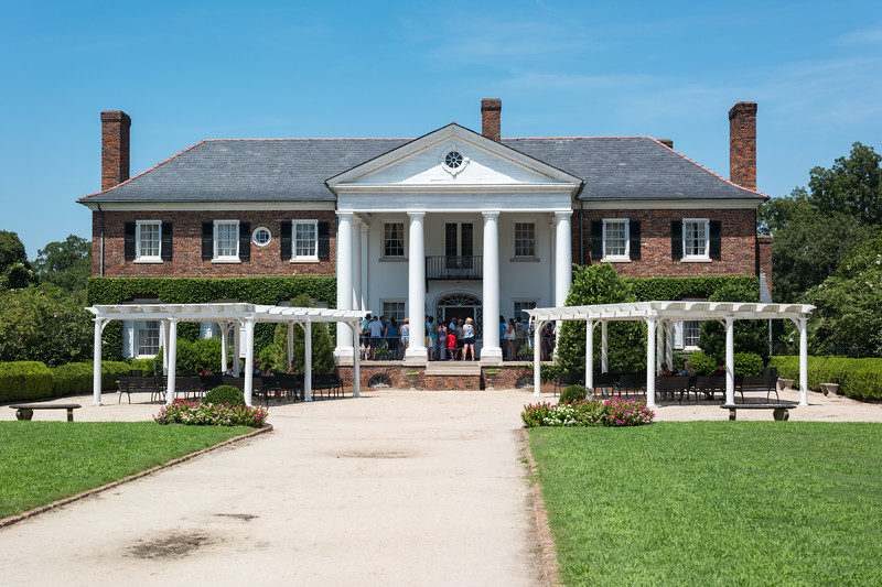 Plantation house (1936) - the 4th house since the plantation was first started