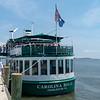 Charleston Harbor Tours aboard the 'Carolina Belle'