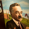 Milton S. Hershey - confectioner & founder of Hershey chocolate & city