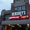 Entrance to Hershey's Chocolate World
