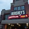 Entrance to Hershey's Chocolate World
