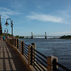 Wilmington's river walk