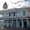 Casa de la Cultura Benjamin Duarte, neoclassical building