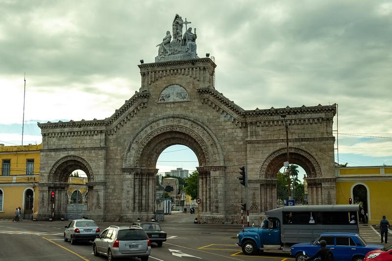 El Cementerio de Cristóbal Colón (1876)