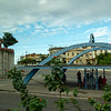 Havana bus stop