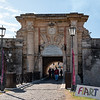Entrance to Morro Castle (1589)