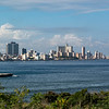View of Havana from Fort Morro