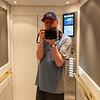 Barry's elevator selfie