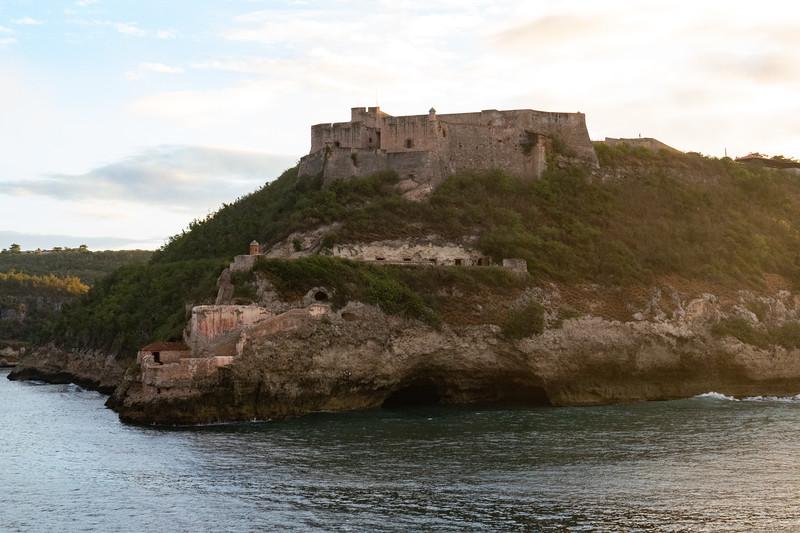Castillo de San Pedro de la Roca (1700)