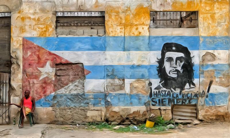 Cuba Street Scenes
