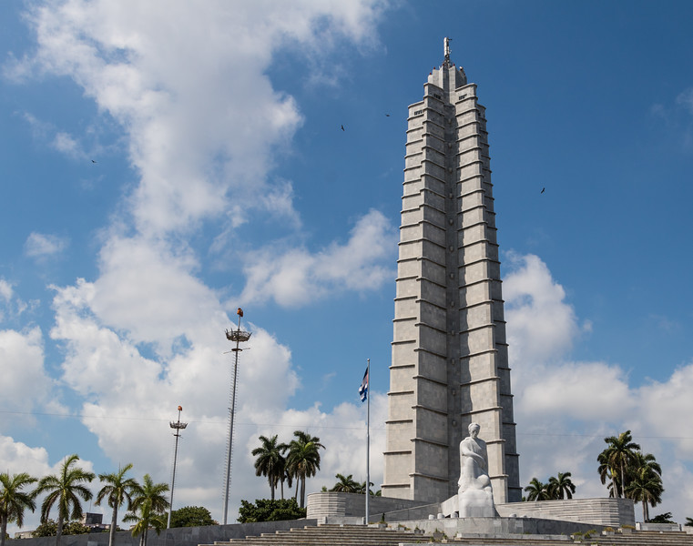 Monument to Jose Marti, Revolution Square, Havana