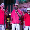 Singers at the Buena Vista Social Club, Havana