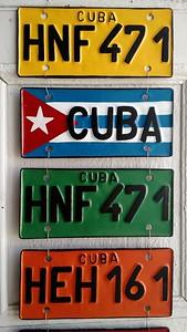 Colors, Cuba