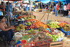 Fruits / Vegetables / Goods and Wares at the Sunday market - Libertador General San Martin town - Jujuy Province