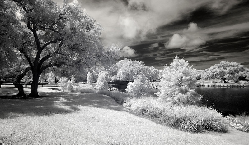 Scenic Infrared images