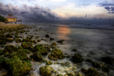 HDR capture on Honeymoon Island State Park