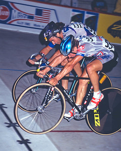Men's Srpint, US national Championships, Indianapolis, 1993