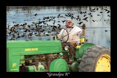 grandpa A
