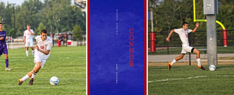 Connor Cover