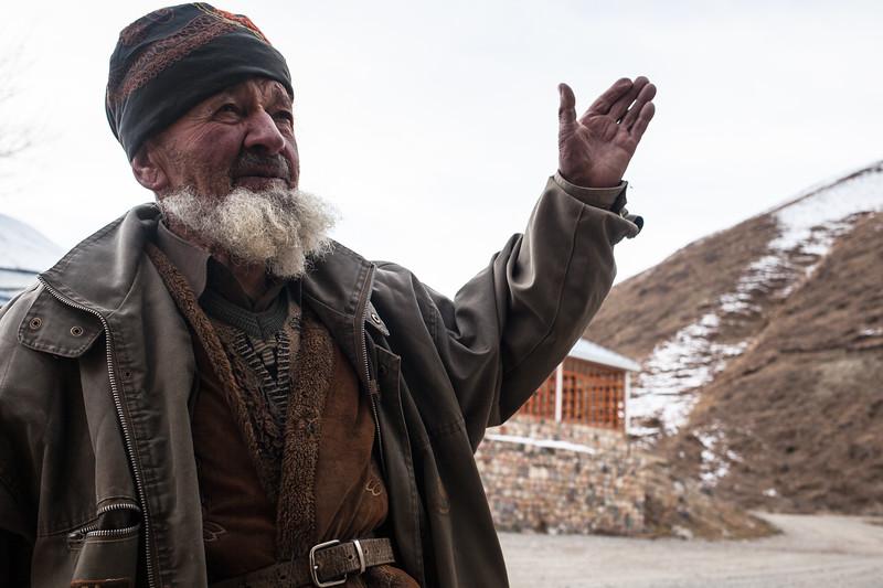 """""""Pereval sneak"""", (Tajikistan)"""