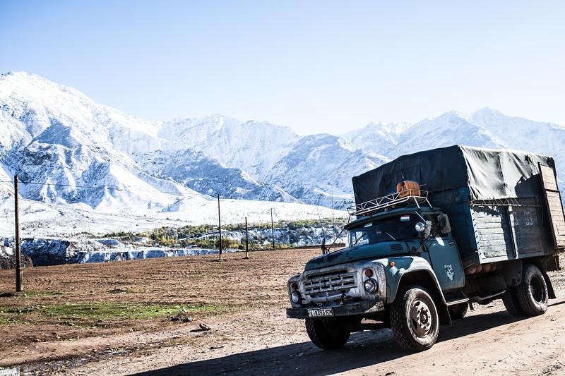 Old Truck (Tajikistan)