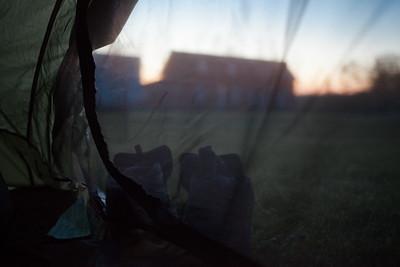 Wild Camping.. Not So wild