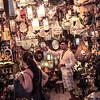 Greand Bazaar's lights, Istanbul (Turkey)