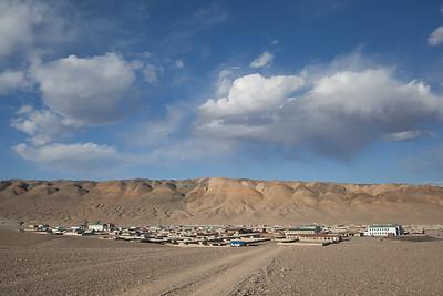 The lost village of XXXX, Mongoia